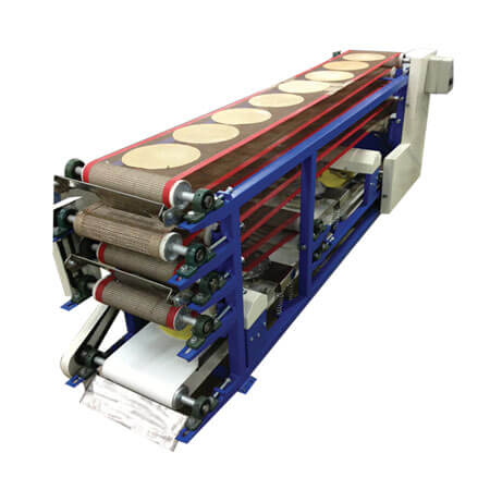 Chappathi Coolant Conveyor