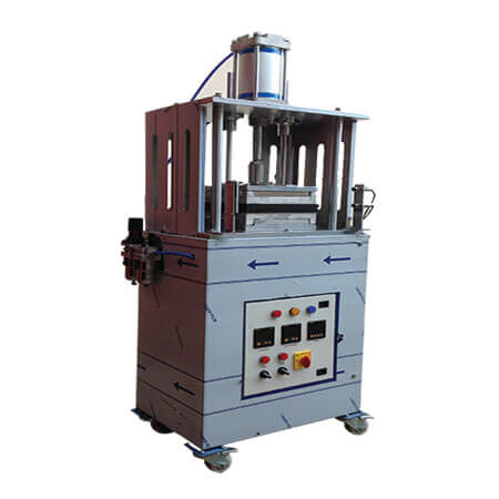 Chappathi Pressing Machine