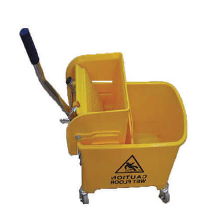 Floor Cleaning Trolley