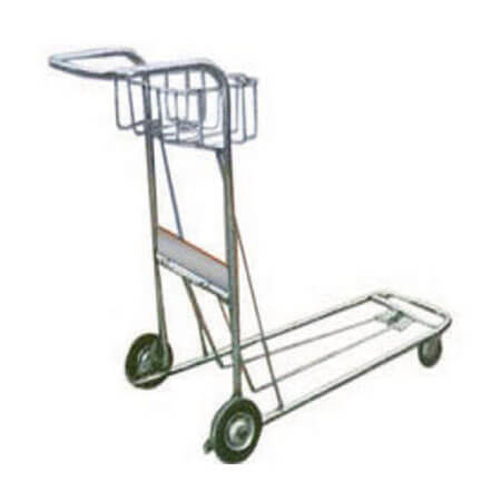 Luggage Trolley 4