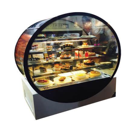 Round Glass Display 2