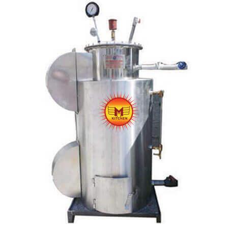 SS Steam Boiler