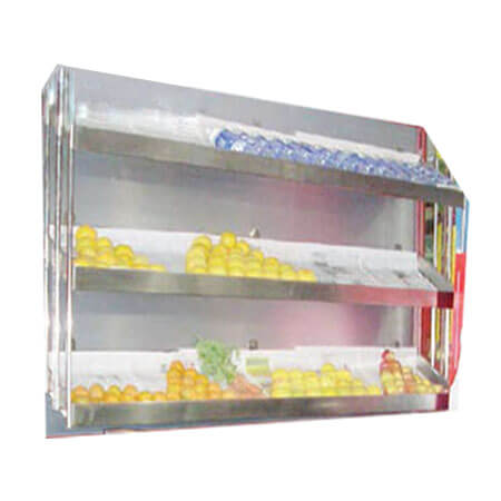 Wall Mount Fruit Rack