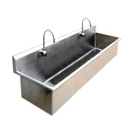 Wall Mounted Hand Washing Sink 2
