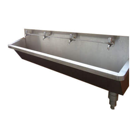Wall Mounted Hand Washing Sink 3