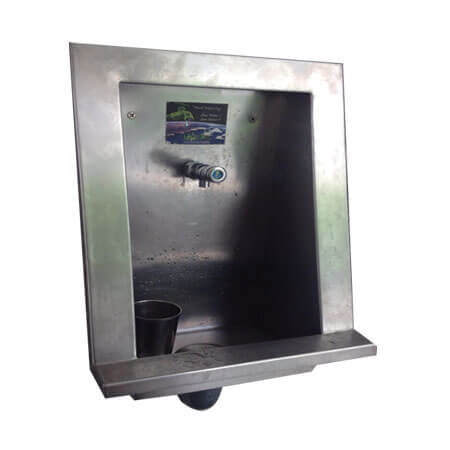 Wall Mounted Water Point