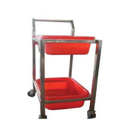 Waste Collection Trolley 1