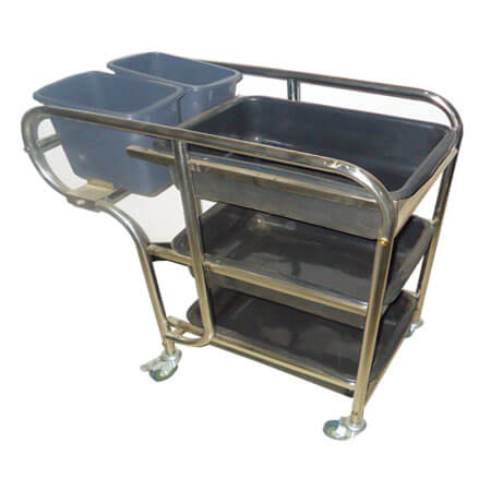 Waste Collection Trolley 2