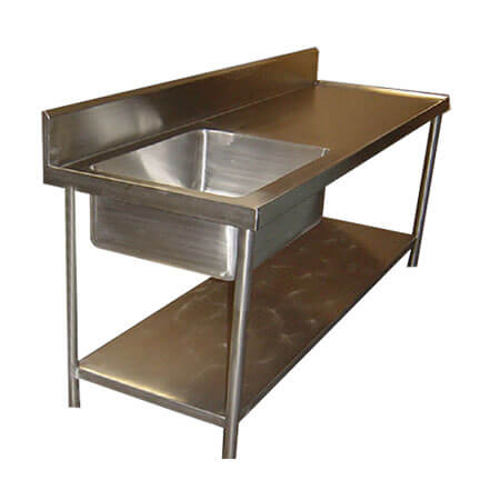 Work Table with Sink 1